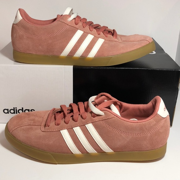 adidas Shoes - Women's Courtset Salmon Pink adidas size 10 new